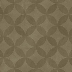 CIRCLE FLOWER BROWN 5829124